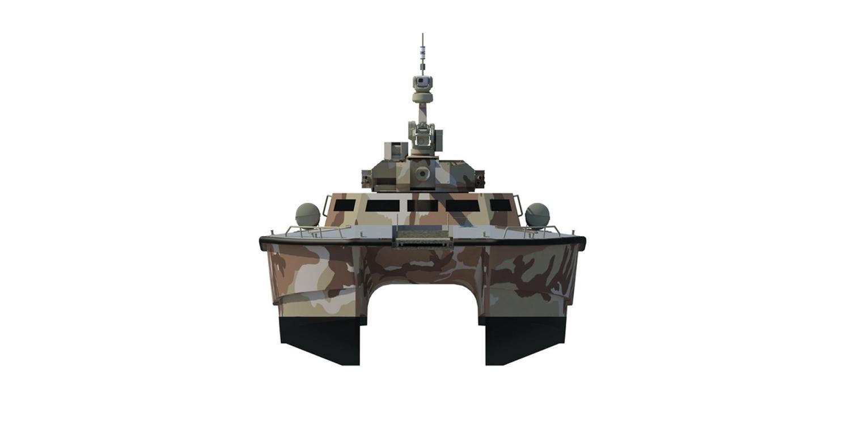 Risultato immagini per Antasena's tank boat
